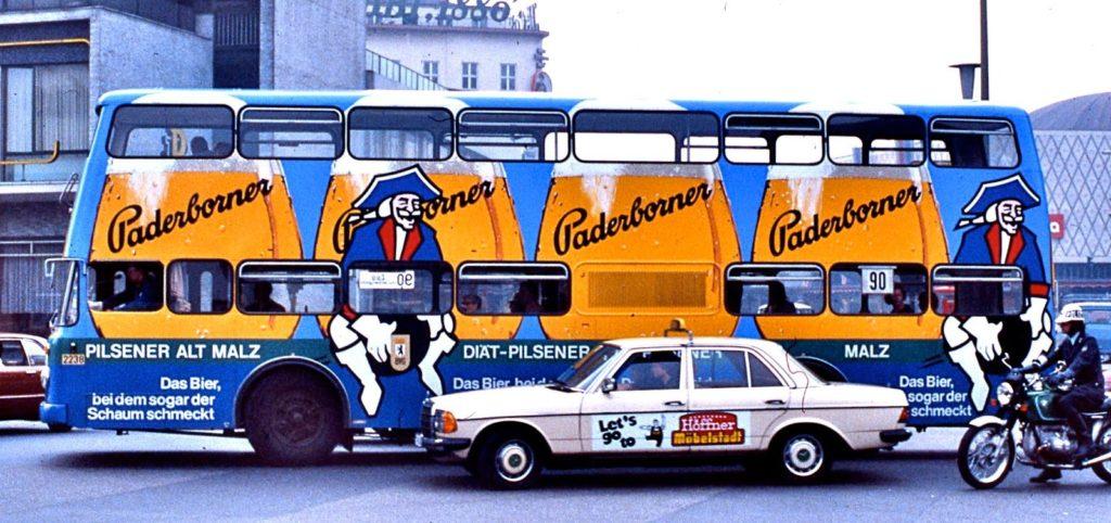 quảng cáo transit