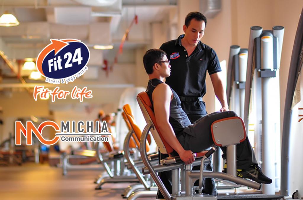 FIT24 - Trung tâm thể dục thể hình và Yoga tiêu chuẩn Châu Âu